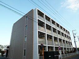 東京都羽村市富士見平2丁目の賃貸マンションの外観