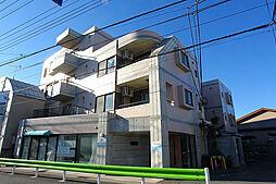 東京都西東京市泉町2丁目の賃貸マンションの外観