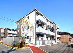 徳島県徳島市北島田町3丁目の賃貸マンションの外観