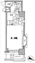ネオアージュ横浜大通り公園[7階]の間取り
