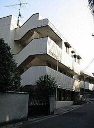 神奈川県川崎市多摩区南生田7丁目の賃貸マンションの外観