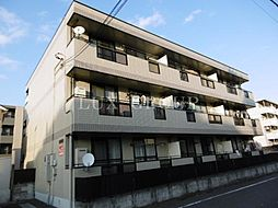 キャッスルM[1階]の外観