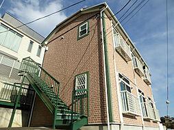 ハーミットクラブハウスマックスII 横浜国大徒歩圏[203号室]の外観