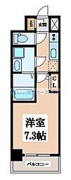 サムティ大阪GRAND EAST[6階]の間取り