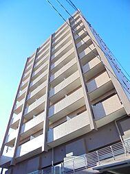神奈川県川崎市幸区神明町2丁目の賃貸マンションの外観