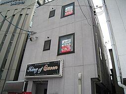 長野県長野市大字鶴賀西鶴賀町の賃貸マンションの外観