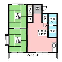 春田駅 4.5万円