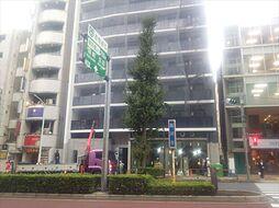 東京メトロ丸ノ内線 淡路町駅 徒歩1分の賃貸マンション