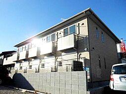 埼玉県さいたま市中央区大字下落合2丁目の賃貸アパートの外観