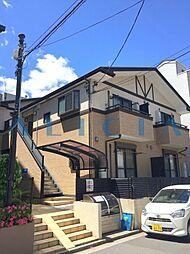 アパートメント・トキII[2階]の外観