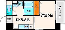 第17関根マンション[3階]の間取り