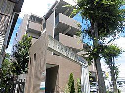 兵庫県尼崎市下坂部2丁目の賃貸マンションの外観
