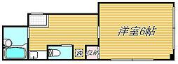 アイビーハウス[2階]の間取り