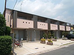 [テラスハウス] 京都府宇治市南陵町 の賃貸【/】の外観