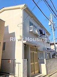 西武池袋線 椎名町駅 徒歩8分の賃貸アパート