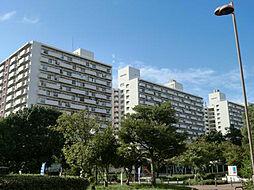 UR南港ひかりの団地[14-707号室]の外観
