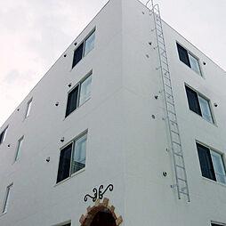 アッパーヴィレッジ新札幌[3階]の外観