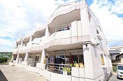 岡山県岡山市北区花尻あかね町の賃貸マンションの外観