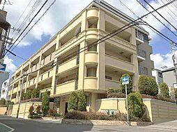 兵庫県神戸市中央区熊内橋通1丁目の賃貸マンションの外観