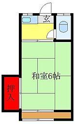 西ヶ原駅 3.5万円