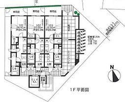 豊玉北YKマンション[3階]の間取り