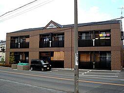 大阪府堺市西区原田の賃貸マンションの外観