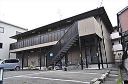 ウィン京田辺[2階]の外観