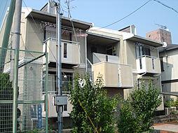 KレジデンスビューI[0201号室]の外観