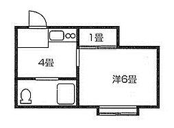 新潟大学前駅 1.9万円