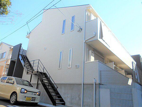 MOA9[2階]の外観