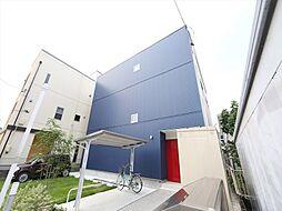 愛知県名古屋市南区明治1の賃貸アパートの外観
