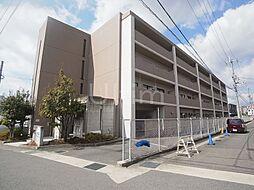 京都府京都市伏見区石田森東町の賃貸マンションの外観