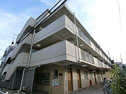 神奈川県大和市下鶴間2丁目の賃貸マンションの外観
