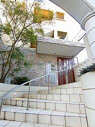 神奈川県藤沢市善行1丁目の賃貸マンションの外観