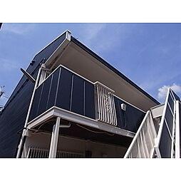 奈良県生駒郡斑鳩町神南5丁目の賃貸アパートの外観