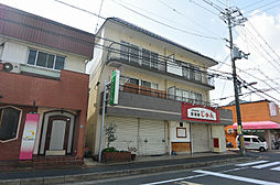 大阪府枚方市東山1丁目の賃貸マンションの外観
