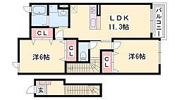 はりま勝原駅 6.3万円