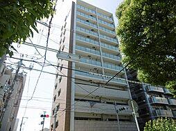 プレサンスロジェ阿倍野阪南町[7階]の外観