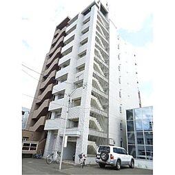 北海道札幌市中央区北一条西19丁目の賃貸マンションの外観