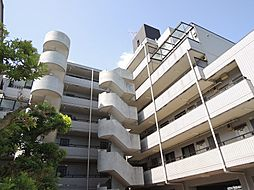 稲田堤グランドハイツ[403号室]の外観