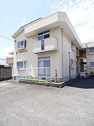 大阪府河内長野市栄町の賃貸アパートの外観