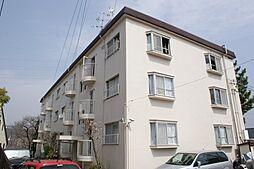 木津山ハウス[1階]の外観