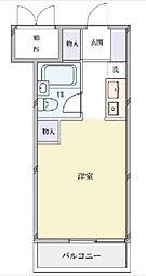 戸塚駅徒歩8分 スカイコート戸塚1階[1階]の間取り