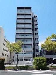 広島県福山市野上町1丁目の賃貸マンションの外観