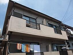 東京都練馬区貫井1丁目の賃貸アパートの外観