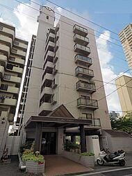日宝サンフラッツ東平[8階]の外観
