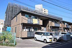 広島県広島市南区大州1丁目の賃貸アパートの外観