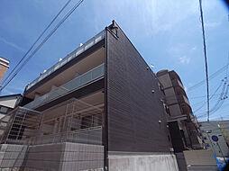 リブリ徒然草[3階]の外観