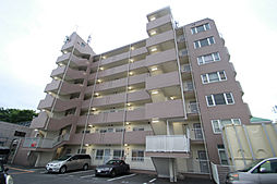 愛知県名古屋市天白区鴻の巣1丁目の賃貸マンションの外観
