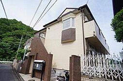 神奈川県秦野市河原町の賃貸アパートの外観